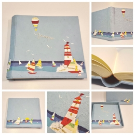 Photo Album Marina decoupage