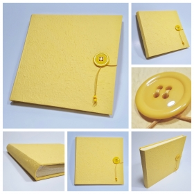 Photo album Yellow Paper
