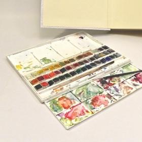 Decoro acquerello personalizzato - Piccoli formati