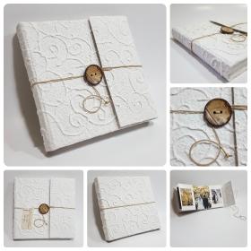 Foto libro in carta