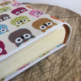 Photo album owl